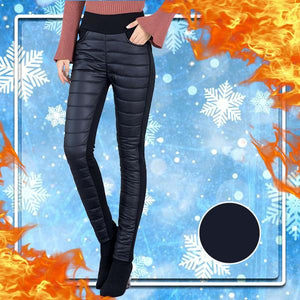 Thermal Velvet Winter Pants