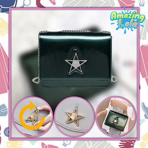Chic Star Lock Handbag