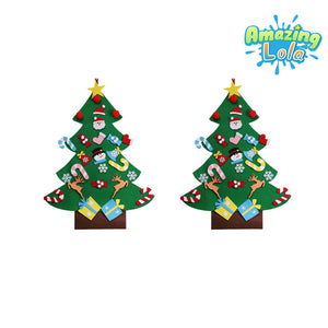 Wall Hanging Christmas Tree