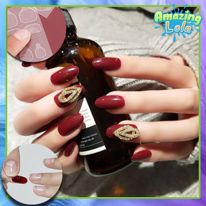 Glamarize Stick On Nail Art