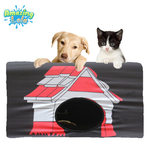 Peekaboo Pet Safe Car Curtain