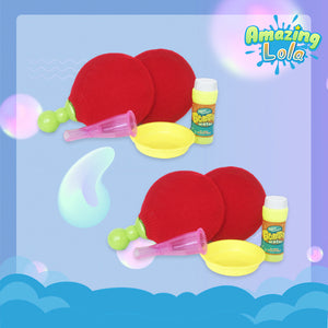 Bubble Bounce Ping Pong Set