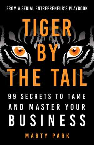 Tiger by the Tail - Hardcopy