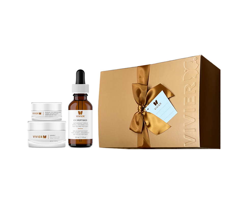 Vivier Hydrated Skin Gift Set
