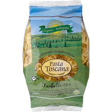 Load image into Gallery viewer, Pasta Toscana Farfalle ORGANIC 4x500g - Organic Goods Marketplace