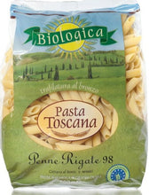 Load image into Gallery viewer, Pasta Toscana Penne Rigate ORGANIC 4x500g - Organic Goods Marketplace