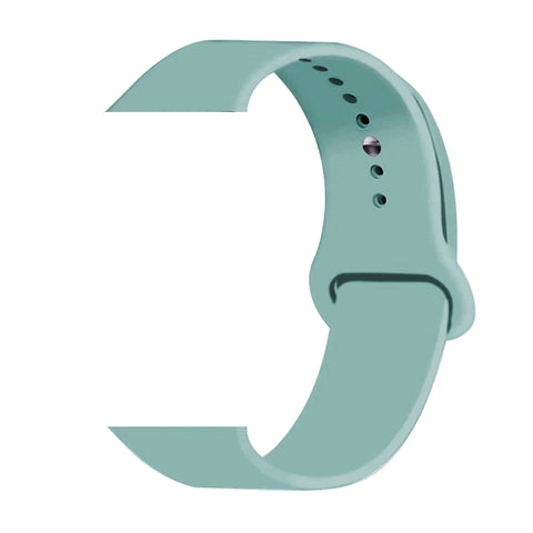 Silicone Sports Watch Strap for Apple Watch Series 5/4/3/2/1 (Aqua)