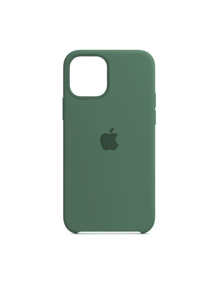 Lime Green Silicone Mobile Case for iPhone 12 / 12 PRO