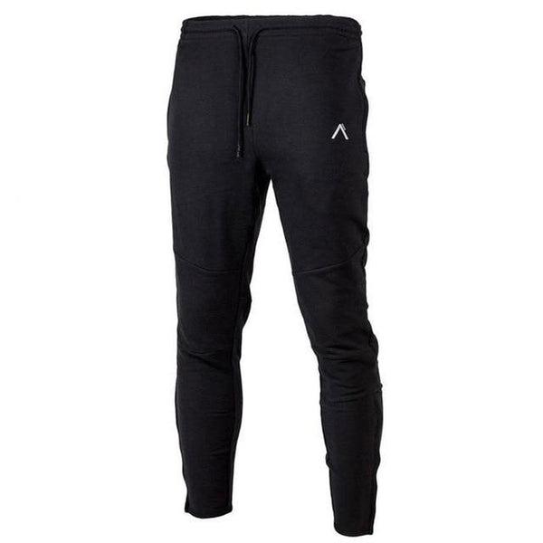 Autumn Winter Men Cotton Jogger Sweatpants Gyms Fitness Bodybuilding Trousers Male Brand Workout Clothing Casual Fashion Pants
