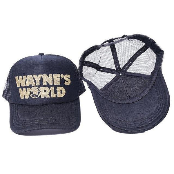 Bachelorette Party WAYNE'S WORLD Baseball Cap Team Bride Bridesmaid Tribe Squad Hen Night Bride To Be Wedding Decor Supplies