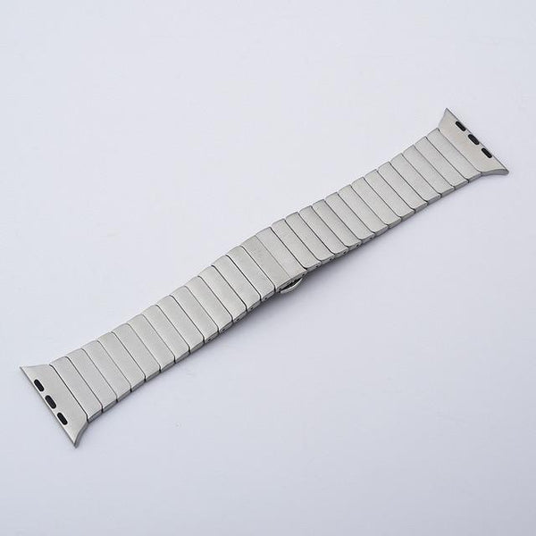 New Strap For Apple watch band iwatch 4 3 42mm 38mm 44mm/40mm Stainless steel apple watch 4 3 correa Link bracelet belt