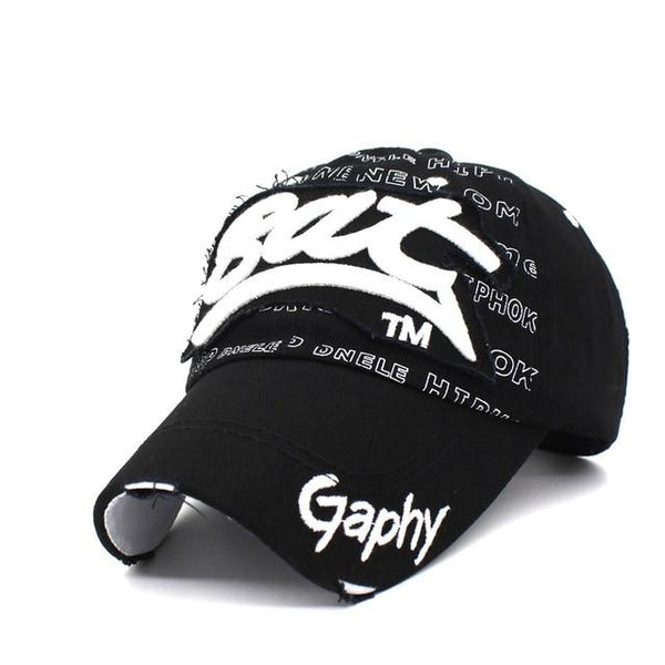 New Summer cotton hat women baseball caps letters adjustable snapbacks hip hop cap men's hats