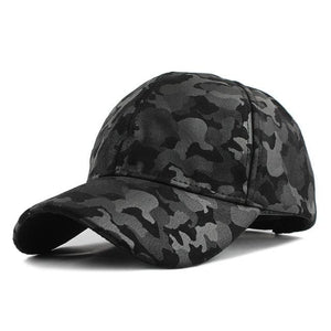 Men and Women Baseball Cap Camouflage Hat Adjustable Snapbacks Caps