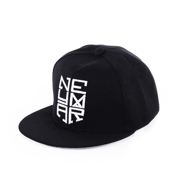 new arrival  Neyura Black Hats Round Baseball Hip Hop Cap