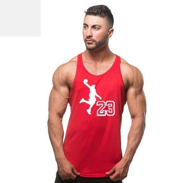 New brand Gyms Clothing Tank Tops Fitness Mens Bodybuilding Tanktops Cotton Vest For Muscle Men body Workout Sleeveless Shirt