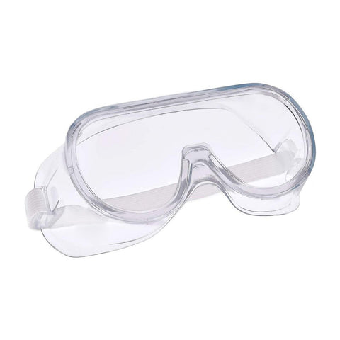 Anti-Fog Protective Goggles Eye-wear Safety Glasses Adjustable Anti Chemical Splash Eye Protection