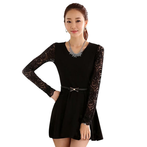 Stylish dress for women.