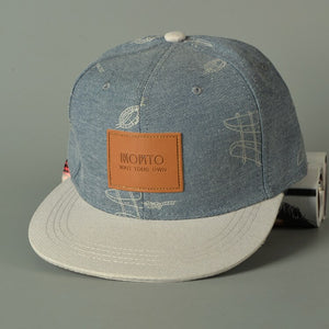 new arrival Monto Hats Round Baseball Hip Hop Cap