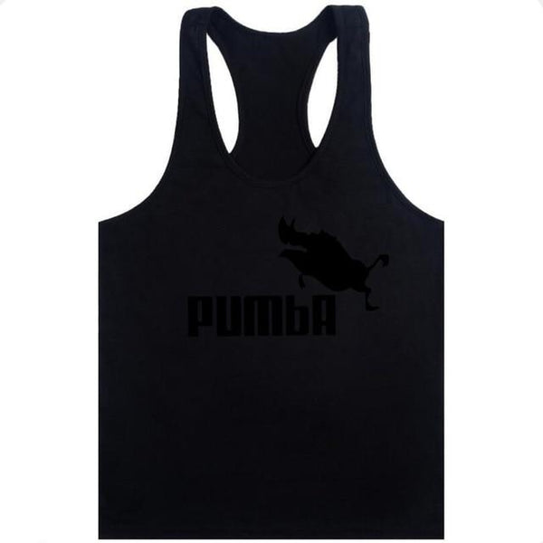 new 2018 Brand clothing Bodybuilding Fitness Men Tank Top workout Sleeveless print Vest Stringer sportswear Undershirt