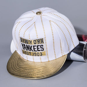 new arrival New York Yankees Hats Round Baseball  Hip Hop Cap
