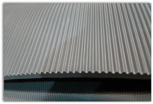 Electrical Rubber Sheet Black 11kv IEC 6111 6mm x 1 Meter x 10 Meter - Electrical Rubber Mat Supplier In UAE