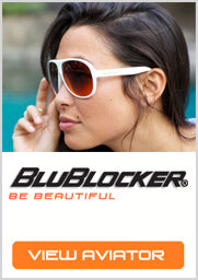 BluBlocker - Be Beautiful, View Aviator