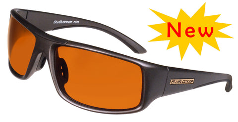 BluBlocker Pewter Nylon Sport Polarized - 4202K