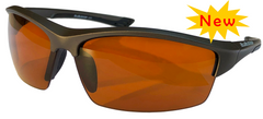 BluBlocker™ Pewter Stinger Polarized - 4212K
