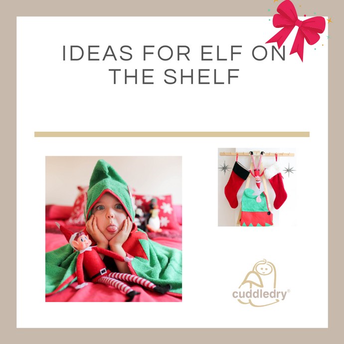Bathtime Ideas for Elf on The Shelf