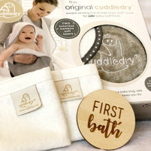 Load image into Gallery viewer, NEW!! 'First bath' newborn gift special bundle
