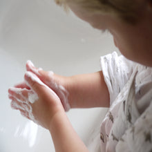 Load image into Gallery viewer, child learning how to wash hands properly