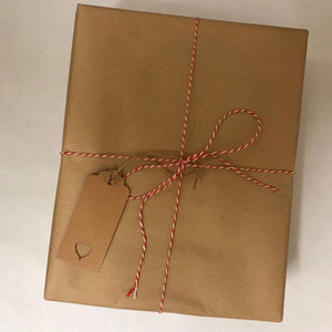 Gift wrap - classic or festive
