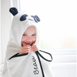 Cuddlepanda bamboo soft towel
