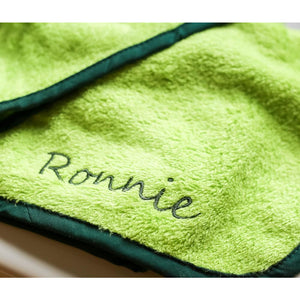Cuddleroar bamboo soft hooded towel