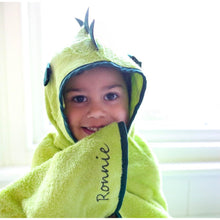 Load image into Gallery viewer, Cuddleroar bamboo soft hooded towel