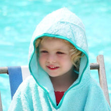 Load image into Gallery viewer, safe in the sun toddler towel age 1-3