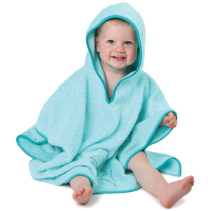 age one, age two, age three sun protection poncho towel
