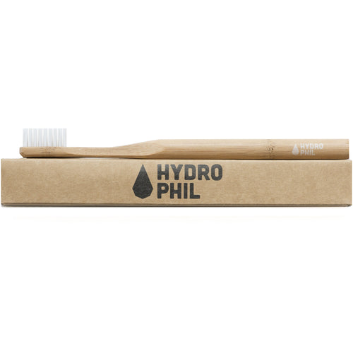 Hydrophil bamboo toothbrush adults