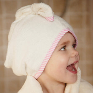 bamboo hair wrap for toddler. child, adult