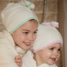 Load image into Gallery viewer, Cuddletwist hair wrap bamboo towel
