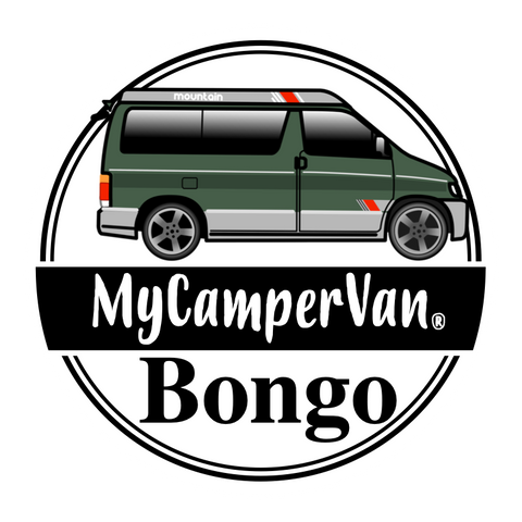 MyCamperVan Bongo product collection logo