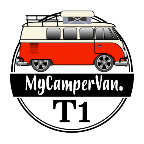 MyCamperVan T1 Split Screen camper bus design