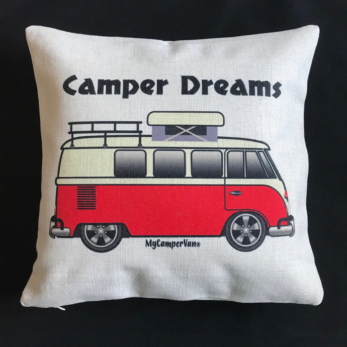 T1 / Splitty Cushion Cover