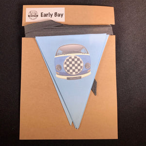 Clearance - T2 Early Bay Fabric Bunting