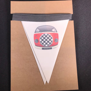 Clearance - T2 Late Bay Fabric Bunting