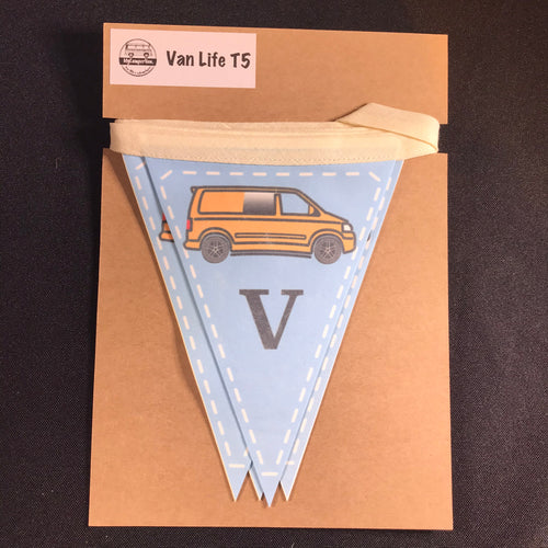 Clearance - T5 Fabric Bunting