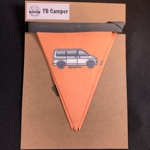 Clearance - T6 Fabric Bunting