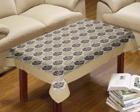Lushomes Earth Printed Centre Table Cloth