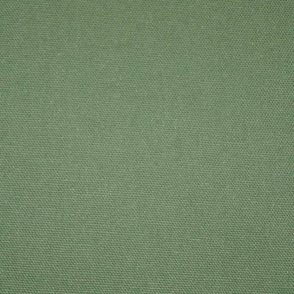 Lushomes Plain Vineyard Green Round Table Cloth - 6 seater - Lushomes