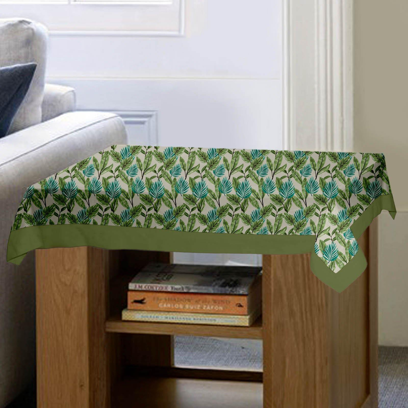 Lushomes Forest Printed Side Table Cloth - Lushomes